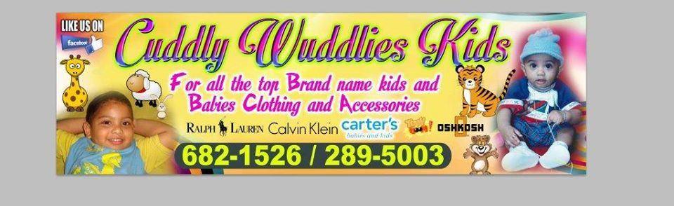 Cuddly Wuddlies Kids
