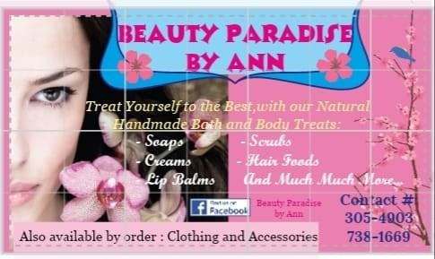 Beauty Paradise BY Ann