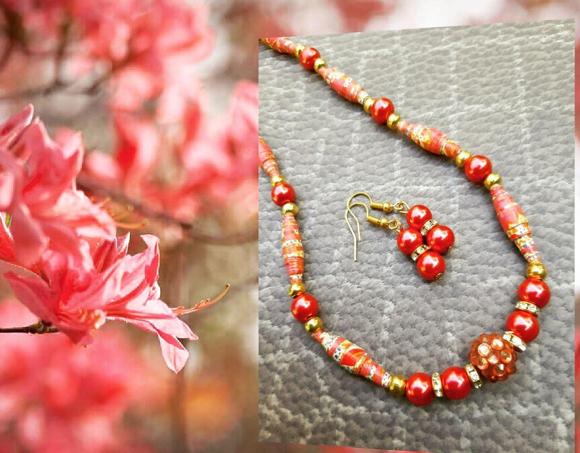 Noelia's Paper Jewelery