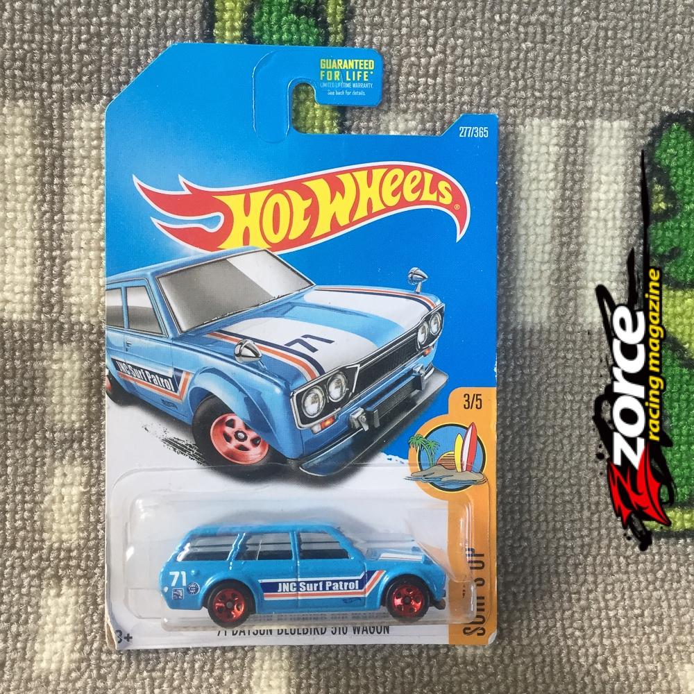 Datsun 510 Wagon Blue