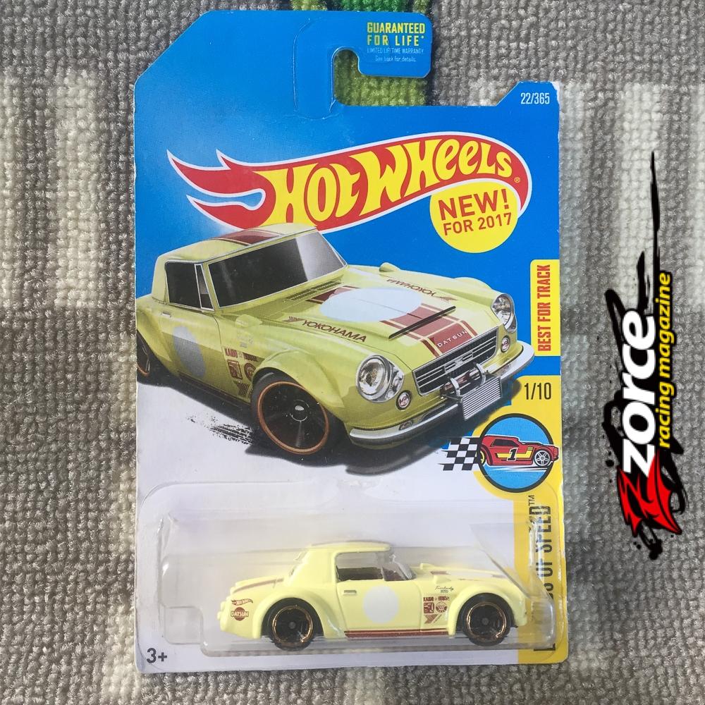 Hot Wheels Datsun Fairlady 2000