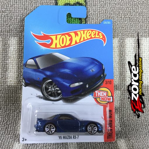 Hot Wheels '95 Mazda RX-7