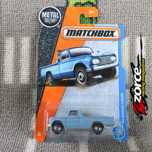 Matchbox '62 Nissan Junior