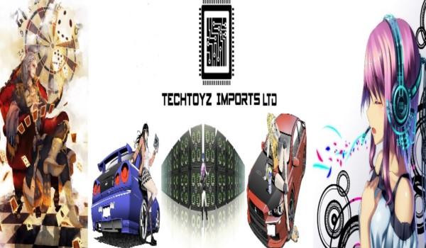 TECHTOYZ IMPORTS LTD