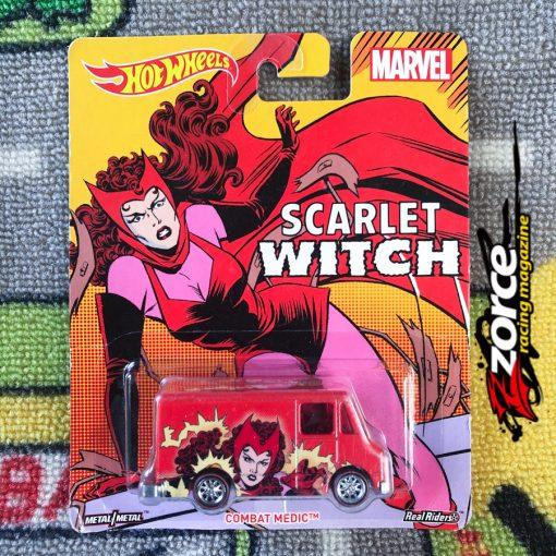 Hot Wheels Premium Marvel Scarlet Witch